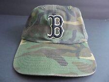 Boston Blue Sox Hockey Camo Cap Child Size Hat Camouflage Puck Sports NHL Team