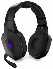 Stealth Nighthawk Wireless PS4, PC Headset- Black