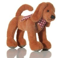 """World of Miniature Bears 2.75""""x2.5"""" Cashmere Dog Rusty #5773R Collectible Dog"""