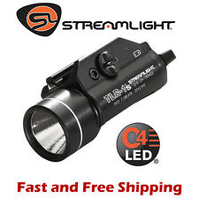Streamlight TLR-1S Rail Mounted Weapon Light LED 300 Lumens Strobe Mode - 69210