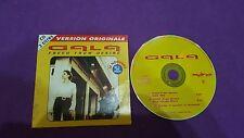 Gala freed from desiree Molella press 1996 made in France   card sleeve cd usato