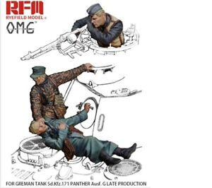 Ryefield Model OM 35001 - Figures fpr Panther G Fallen