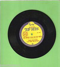 #D244.  GOLDEN  FLEECE 45 rpm RECORD -  RAY  PILGRIM / BUD BAXTER & BEATMEN