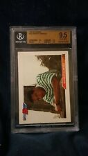ROOKIE CARD 1992 BOWMAN#532 MANNY RAMIREZ CARD GRADED BECKETT