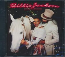 SEALED NEW CD Millie Jackson - Just A Lil Bit Country