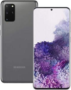 New Samsung Galaxy S20+ Plus 5G 128GB Grey SM-G986B Sim Free Unlocked UK