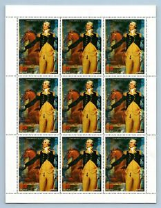 Equatorial Guinea United States Bi-Centenary George Washington MNH Sheet #M1207