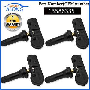 4PCS Original Tire Pressure Sensor TPMS FOR GM Buick Cadillac Chevy GMC 13586335
