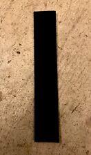 "CCNS Rubber-Neoprene sponge pad/mat/sheet/strip 2"" X 10"" X 1/8"" self-adhesive"