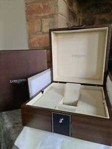 Authentic Inner And Outer THE LONGINES SKIN DIVER Presentation Box