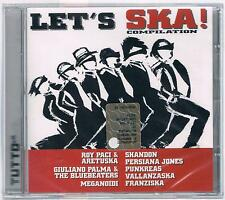 LET'S SKA! COMPILATION CD PROMO TUTTO SIGILLATO!!!