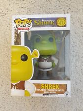Shrek Pop Funko 278 Great Condition Rare Grail Pop Movies