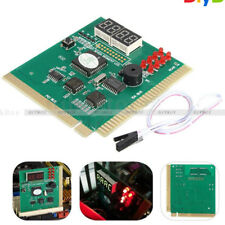 LED 4 Digit PC Analyzer Analysis Diagnostic Tester POST Card PCI Motherboard