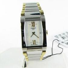 Tissot Generosi-T Two Tone MOP Dial Steel Ladies Watch T1053092211600