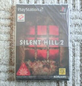 KONAMI PS2 Silernt Hill 2 play station 2 SONY