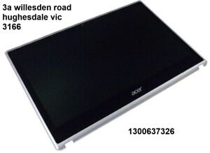 "NEW 14.0"" LED HD TOUCH SCREEN DISPLAY ASSEMBLY FOR ACER ASPIRE V5-431P SILVER"