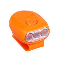 Ultra-light Clip-on Cap Lamp LED Head Light Fishing Camping Walking Reading