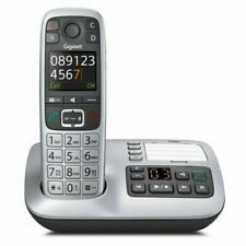 Siemens Gigaset E560A Telefon Befestigt Cordless Mit Anrufbeantworter! Anzian