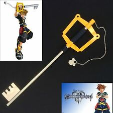 Kingdom hearts sora roxas mickey keys sword