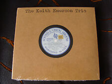Slip CD Album: Keith Emerson :  The Keith Emerson Trio Worthing 1963 : Sealed
