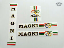 MAGNI PEP ICS black decal set sticker complete bicycle FREE SHIPPING