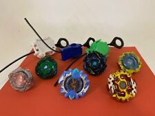 Beyblade - Bulk Toy Lot of 6 with Launchers - Spinning Tops