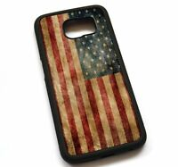 Cover Case For Samsung Galaxy Note 2 3 4 5 8  American Flag N6161