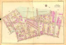 PHILADELPHIA. Frankford. Whitehall Margaret Orthodox Mulberry. BROMLEY 1929 map