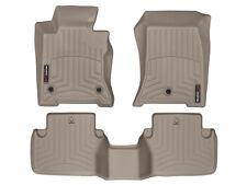 WeatherTech FloorLiner Mats for Acura TL (AWD/ Automatic Trans) 2009-2014- Tan