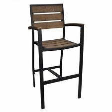 New England Collection Outdoor Bar Stool, NEW