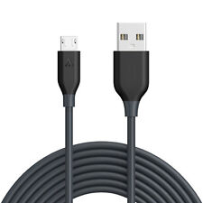Xbox One Elite Controller Replacement 10ft USB Cable Power Cord - SPACE GRAY