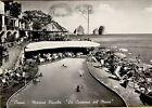 139508 vecchia cartolina di capri marina piccola la canzone del mare