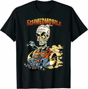Jeff Dunham Achmedmobile - Silence I Keel You Funny Gift T-Shirt Size S-5XL