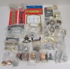 ASSORTED LOT OF CABINET HARDWARE, HINGES, KNOBS, & PULLS