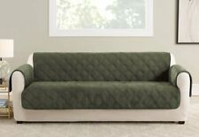 Triple Protection Sofa Furniture Cover Olive