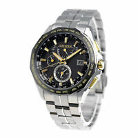 NEW CITIZEN 2017 Model Atesa Eco-drive AT9095-50E Men's Watch