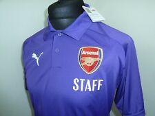 Arsenal  football shirt  Puma FOOTBALL TOP medium BNWT *rare*