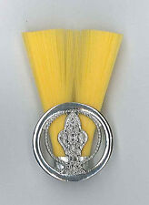 SCOUTS OF NEPAL - SCOUT INSTRUCTOR (YELLOW COLOUR) Metal Plume / Hat Patch