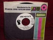 "Dee Ervin ""Darling Please Take Me Back"" 45 Single Mono/Stereo"
