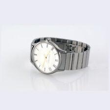 Georg Jensen Men's Watch # 381 with White Dial