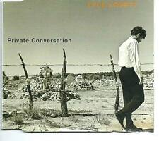 LYLE LOVETT Private Conversation 3 TRACK PROMO CD SINGLE