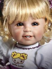 "Adora Toddler Little Lovey 20"" Girl Weighted Doll Gift Set For Children 6+..."