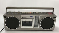 Panasonic RX-4930 Stereo AM-FM Portable Cassette Tape Recorder Player Boombox AA