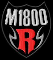 Suzuki Intruder M1800R Logo  Parche bordado Thermo-Adhesiv iron-on patch