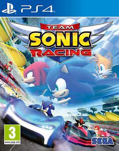 PS4 Team Sonic Racing NEU&OVP Playstation 4