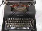 Vintage+Smith+Corona+Silent+Type+writer+Black+color+w%2F+Carrying+Case+USA