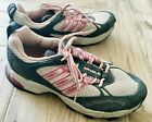 Womens Adidas Chunky Supernova Running Shoe Gray White Pink Accents Laces Size 8