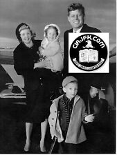 JFK's Other Family - young boy Michael in Rifleman outfit : 8  x  10