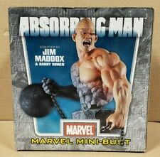 ABSORBING MAN MINI-BUST BY BOWEN DESIGNS, SCULPTED BY JIM MADDOX