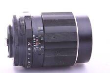 Rare Takumar 135mm f 2.5 6 Element version M42 GOOD CONDITION 43812